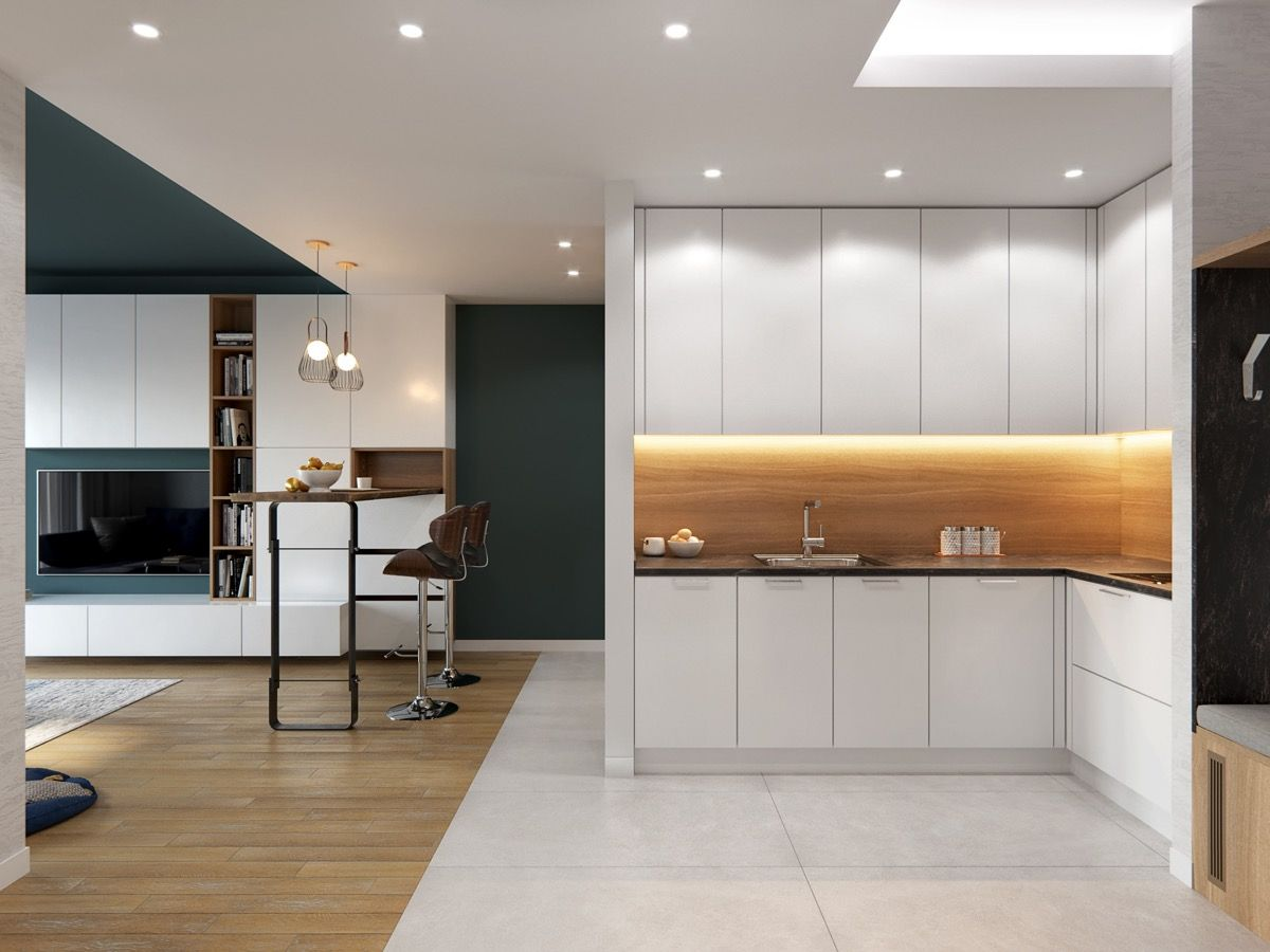 50 Lovely L Shaped Kitchen Designs Tips You Can Use From Them Modern L Shaped Kitchens L Shaped Kitchen Country Kitchen Designs
