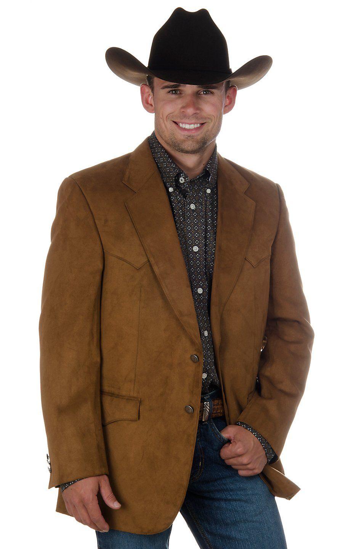 Crown Clothing® Rust Microfiber Jacket Cavender's Mens