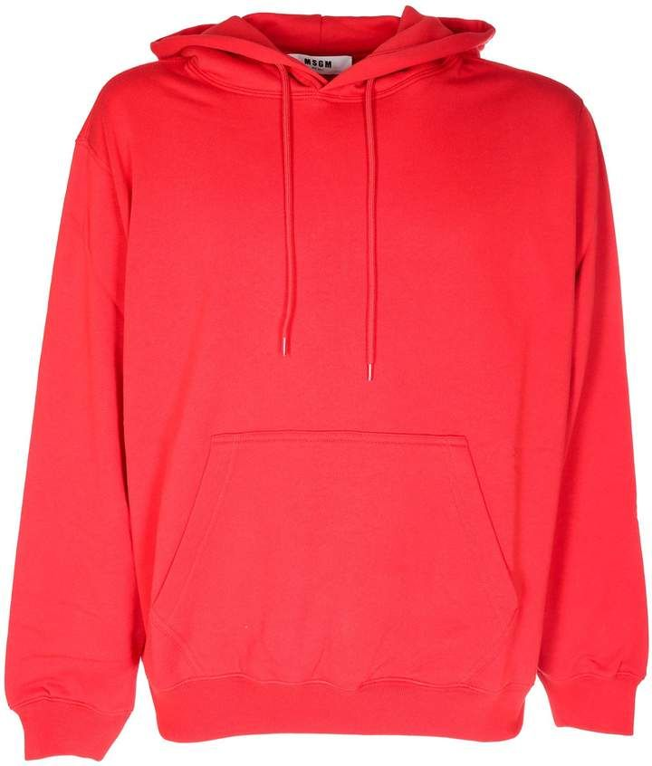 MSGM Classic Hoodie in 2019   Products   Hoodies, Nike