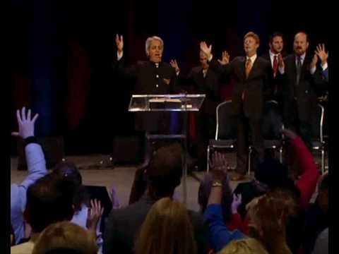 Benny Hinn Sings Songs Of Worship 2008 Great Are You Lord