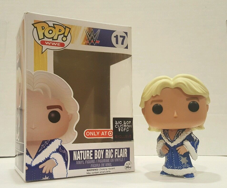 Ric Flair Brand New In Box Funko POP WWE
