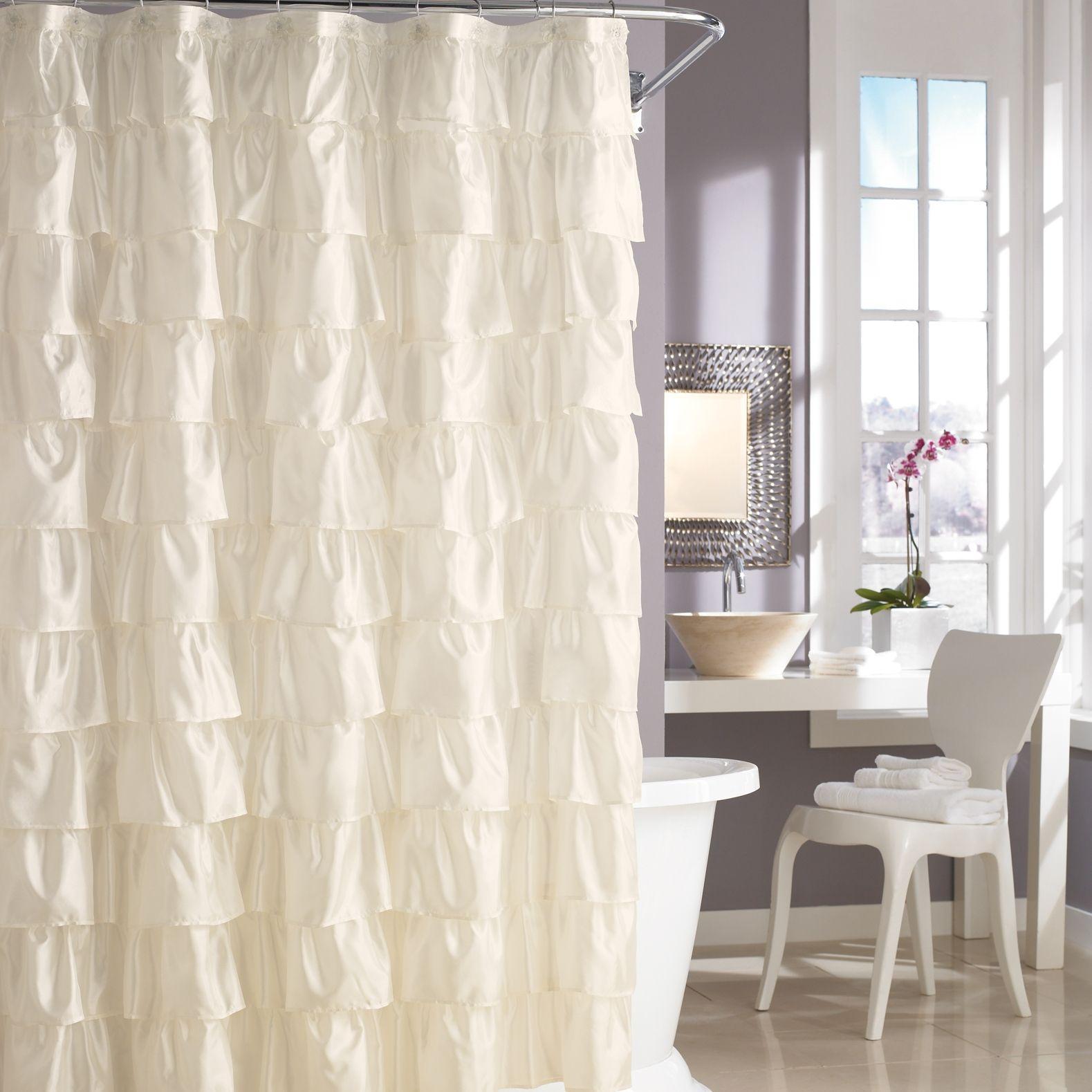 Steve Madden shower curtain?! $29.99