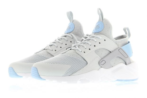 sports shoes 1d9df d2a68 Nike Air Huarache Run Ultra - Pure Platinum x Wolf Grey x Bluecap x White