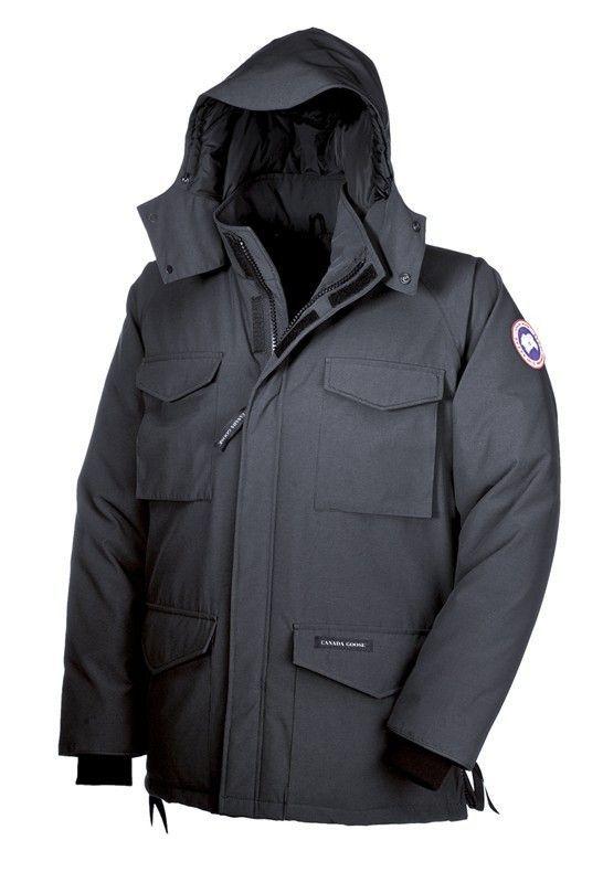New Stlye Canada Goose Constable Parka Mid Grey online sale