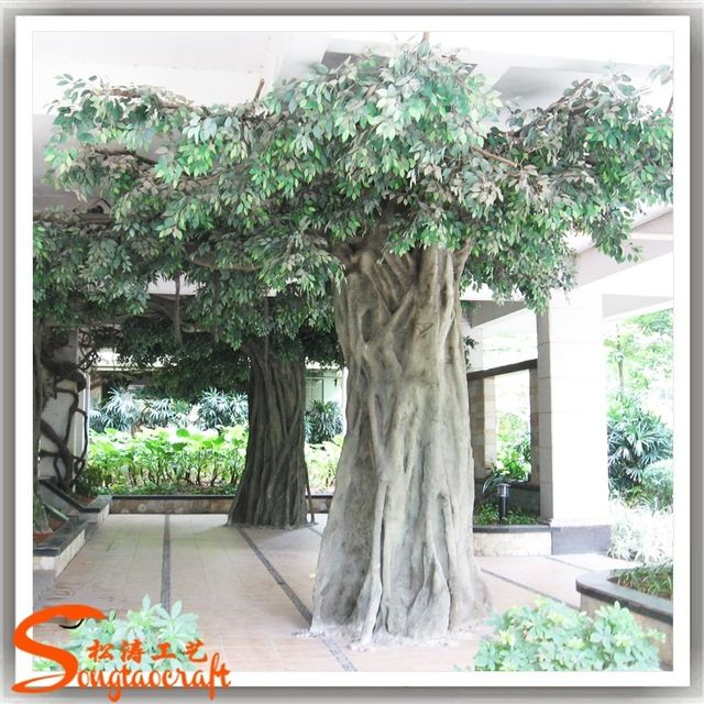 Source life size cheap artificial big trees landscape plastic fake source life size cheap artificial big trees landscape plastic fake banyan tree fake tree trunks on mibaba fandeluxe Choice Image