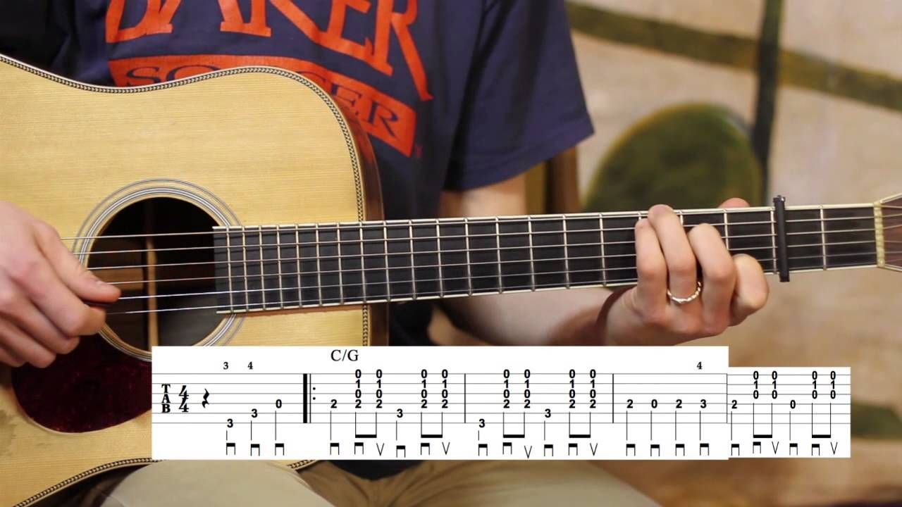 I Ll Fly Away Carter Style Guitar Lesson In 2019 Guitar Chords