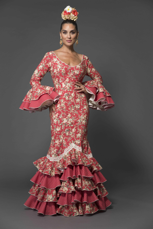3f41b7750 Aires de Feria, trajes de flamenca - Nueva Colección 2018 | Feria en ...