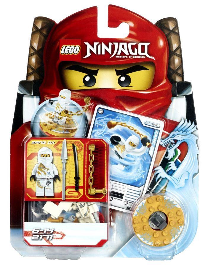 New Lego Ninjago Zane Spinner Set Minifig Battle Cards Black - copy lego ninjago shadow of ronin coloring pages
