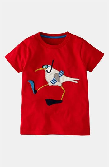 Mini Boden Rock T Shirt Toddler Little Boys Big Boys