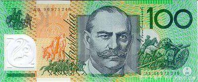 AUSTRALIA 50 DOLLARS 2018 POLYMER P NEW DESIGN COLORFUL UNC