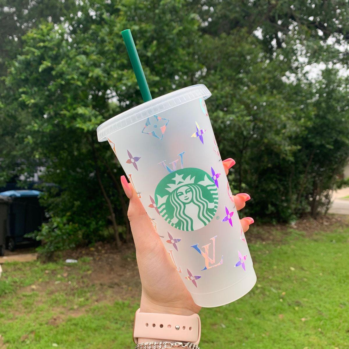 Custom Starbucks Cold Cup Vozeli Com