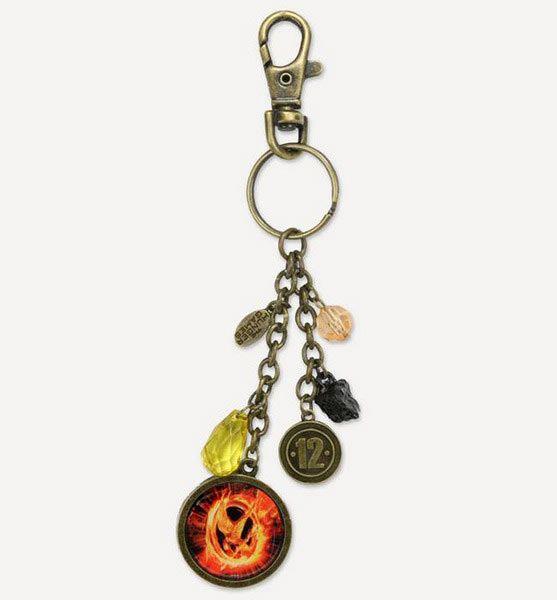 Llavero The Hunger Games (Los Juegos del Hambre) Distrito 12