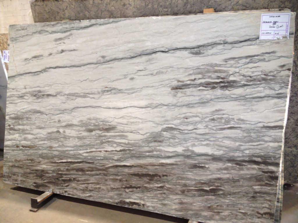 Sequoia Granite Slab Selected For The Greige Kitchen Not