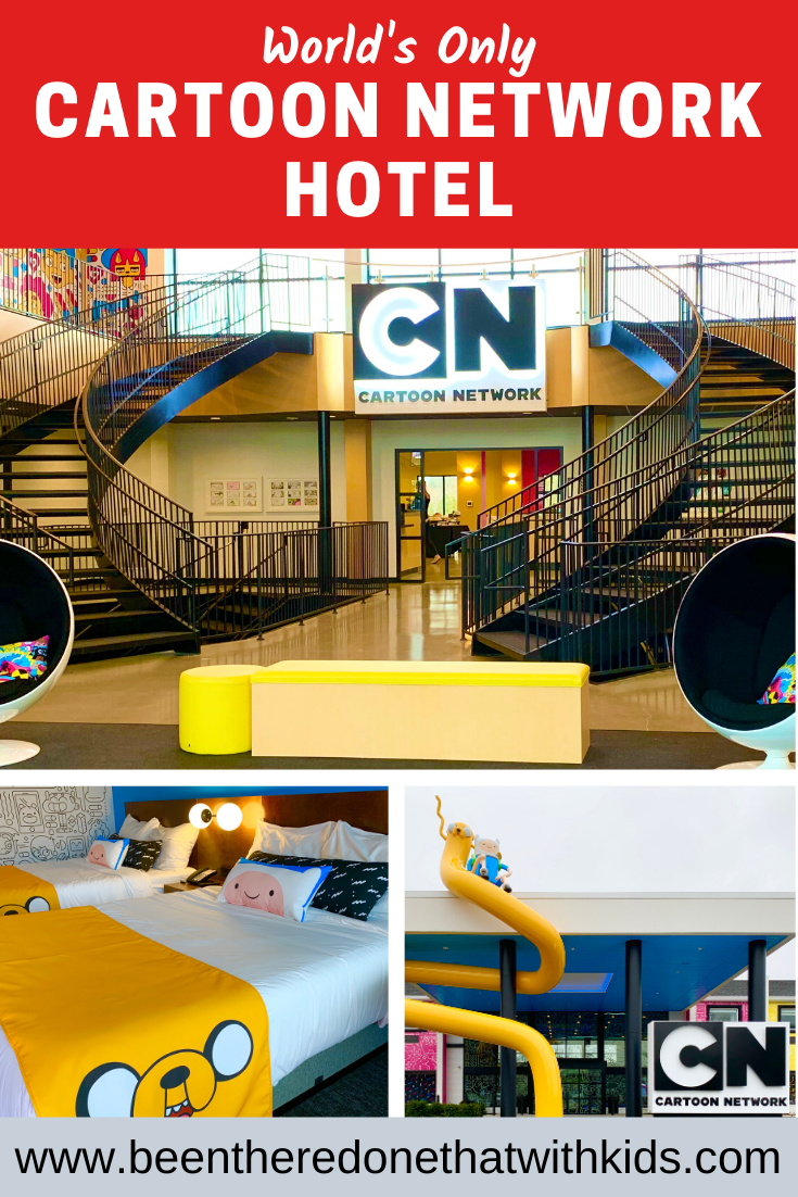 Cartoon Network Hotel Lancaster Pa Been There Done That With