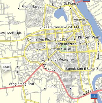 Garmin Cambodia Gps Map See More Here Ue Www