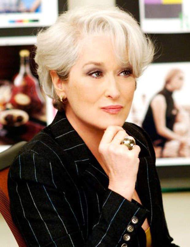 Cheveux gris et blancs, la bonne coupe pour les sublimer en 2020 | S'habiller, Cheveux gris ...