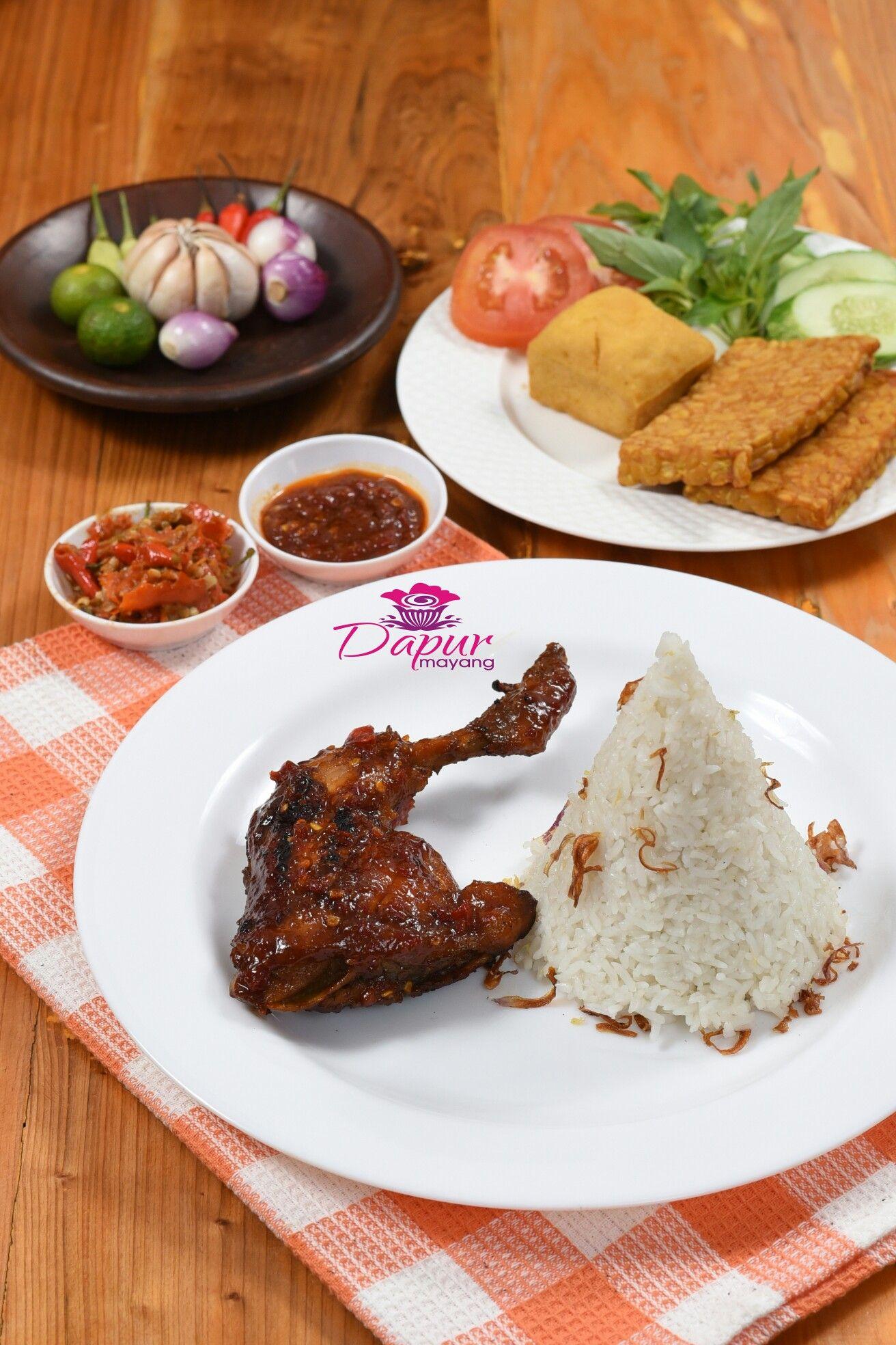 Ayam Bakar By Penyet Dapur Mayang
