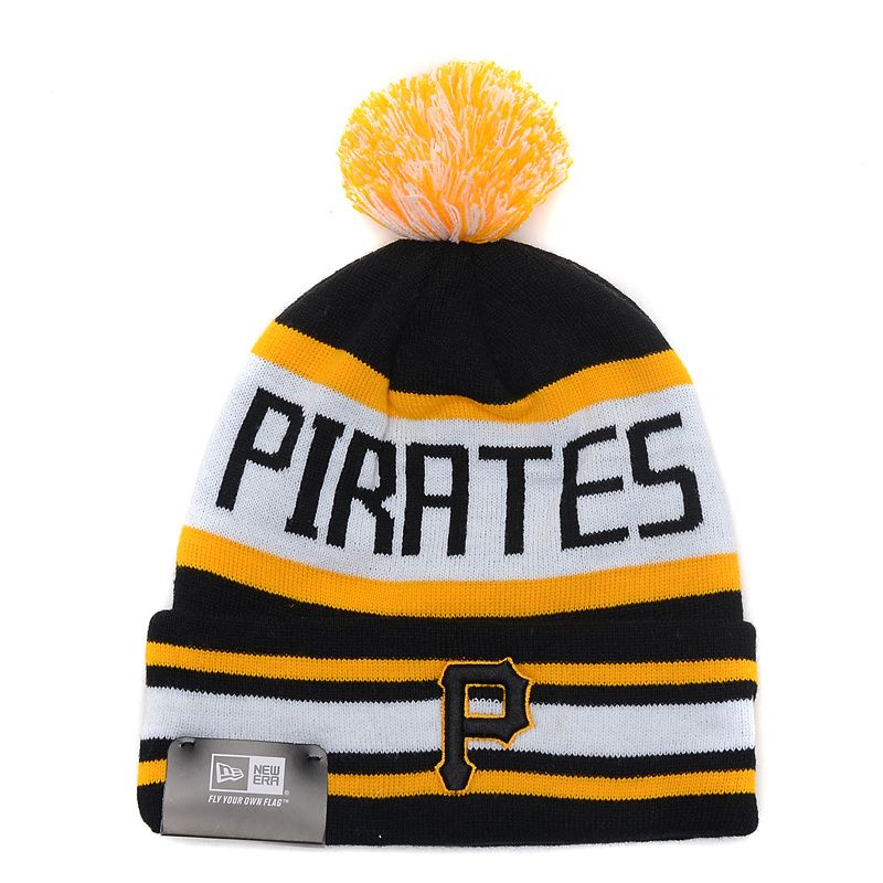 9bdda1a95 MLB Pittsburgh Pirates Beanie knit hats..1.One size fits most 2.Team ...