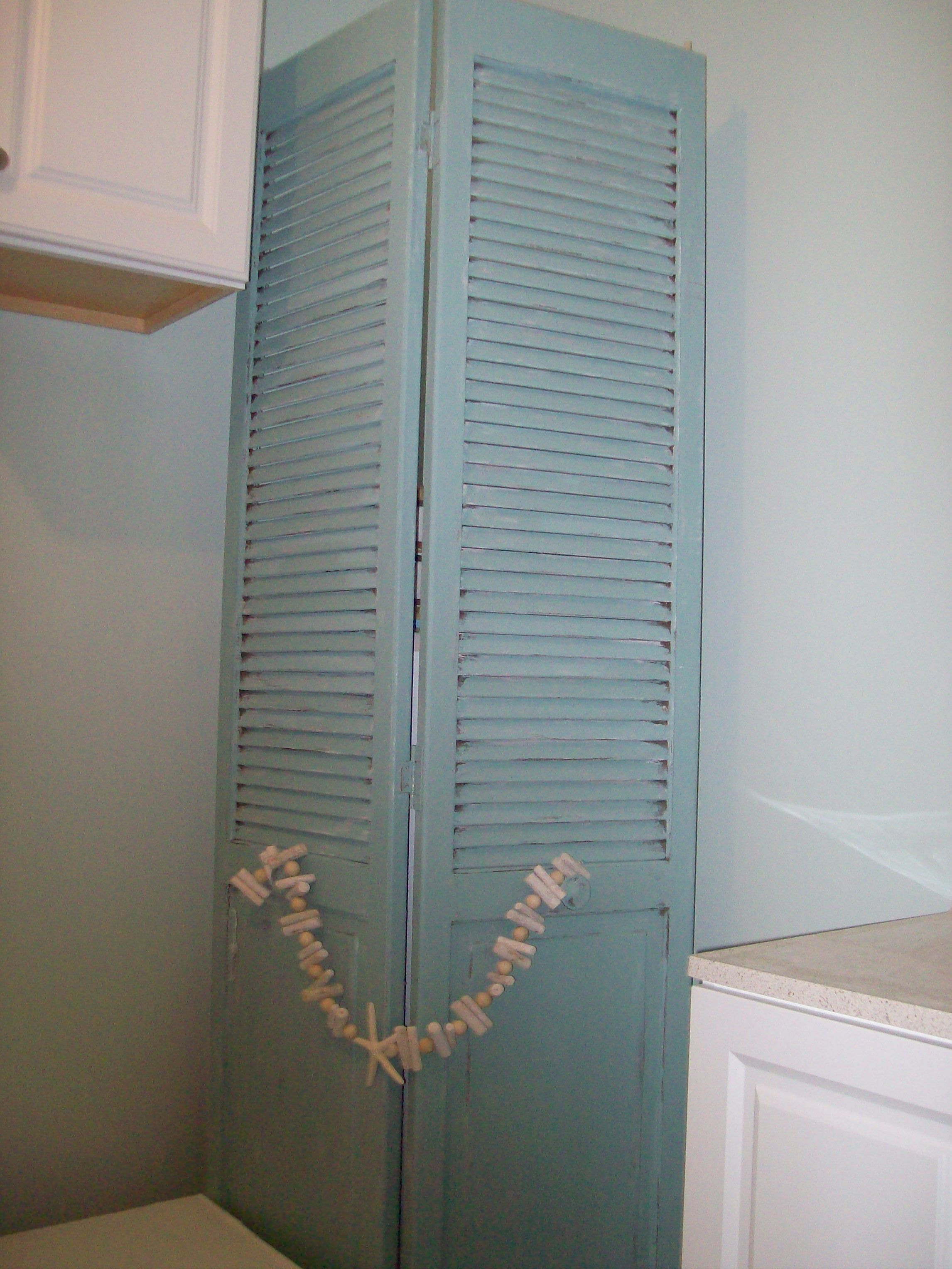 Great way to conceal hot water heater... | Laundry rooms | Pinterest ...