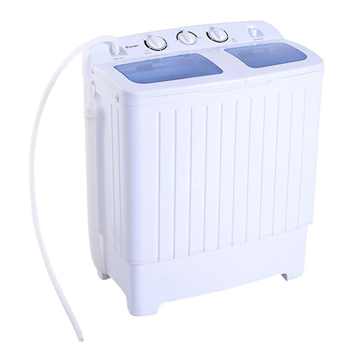 No Washing Machine Means No Problem If You Give This Portable