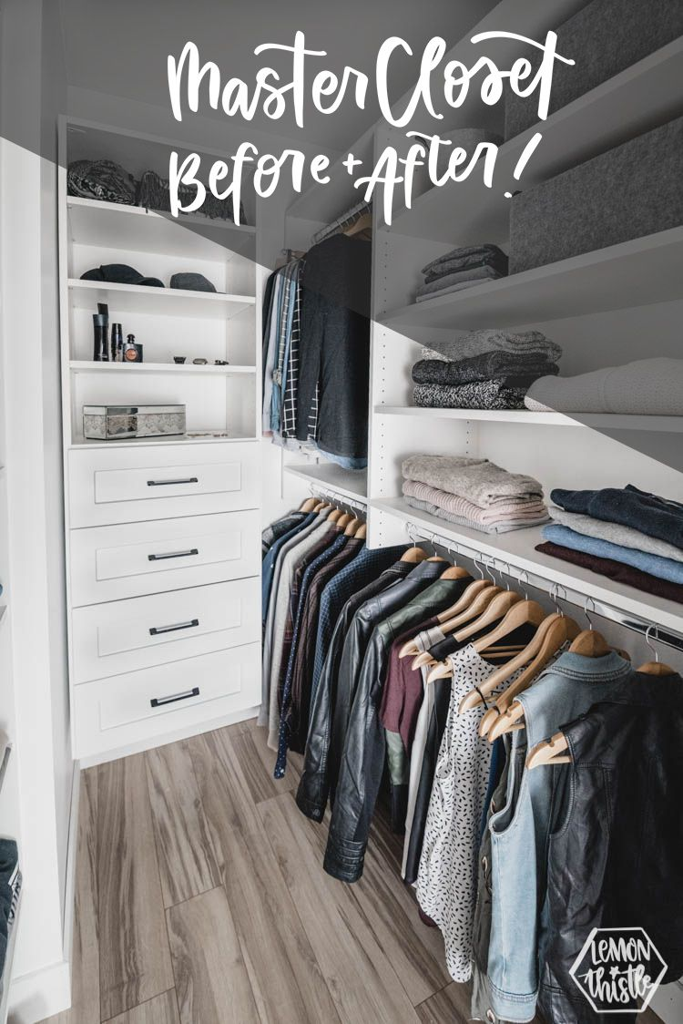 walk in closet makeover tips for maximizing storage on extraordinary small walk in closet ideas makeovers id=26742