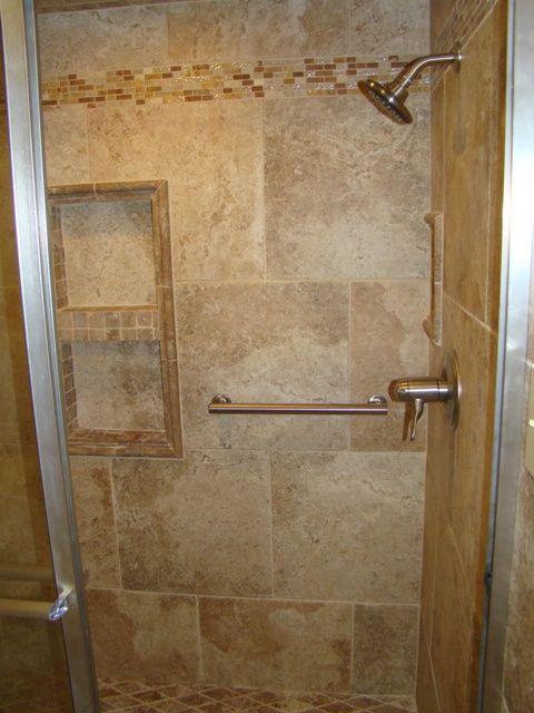 Handicap Showers   Handicap Showers, ADA, Barrier Free Shower ...