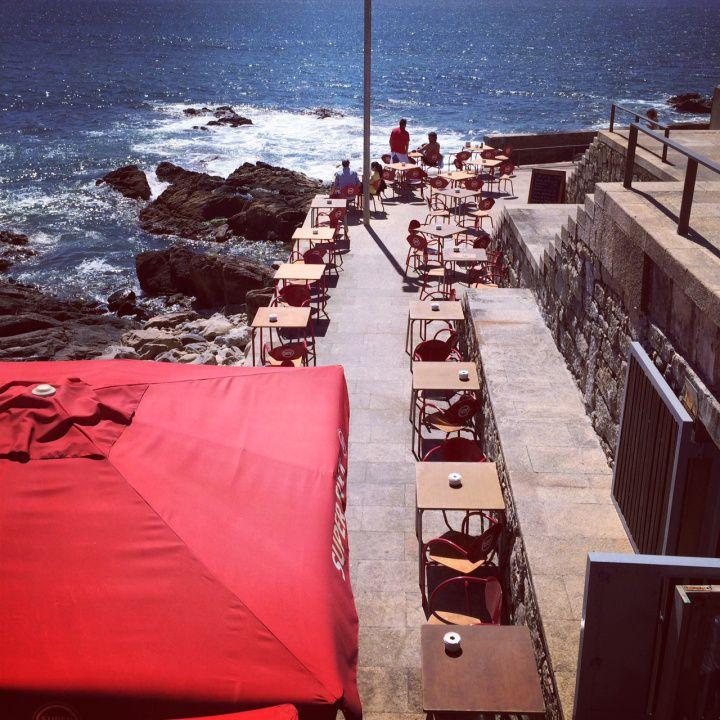 I-Bar Avenida de Montevideu – Praia do Aquário