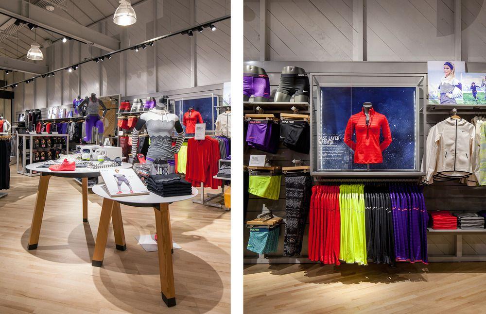 meet b3d28 807b3 Image result for fashion island nike shop Fashion Island, Oslo