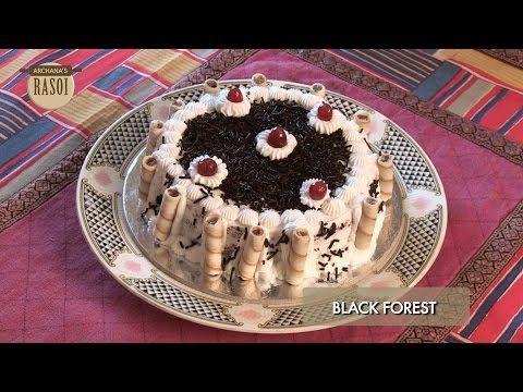 How to Make Black Forest Cake Recipe || India Food Network by Archana - Ineedshopping