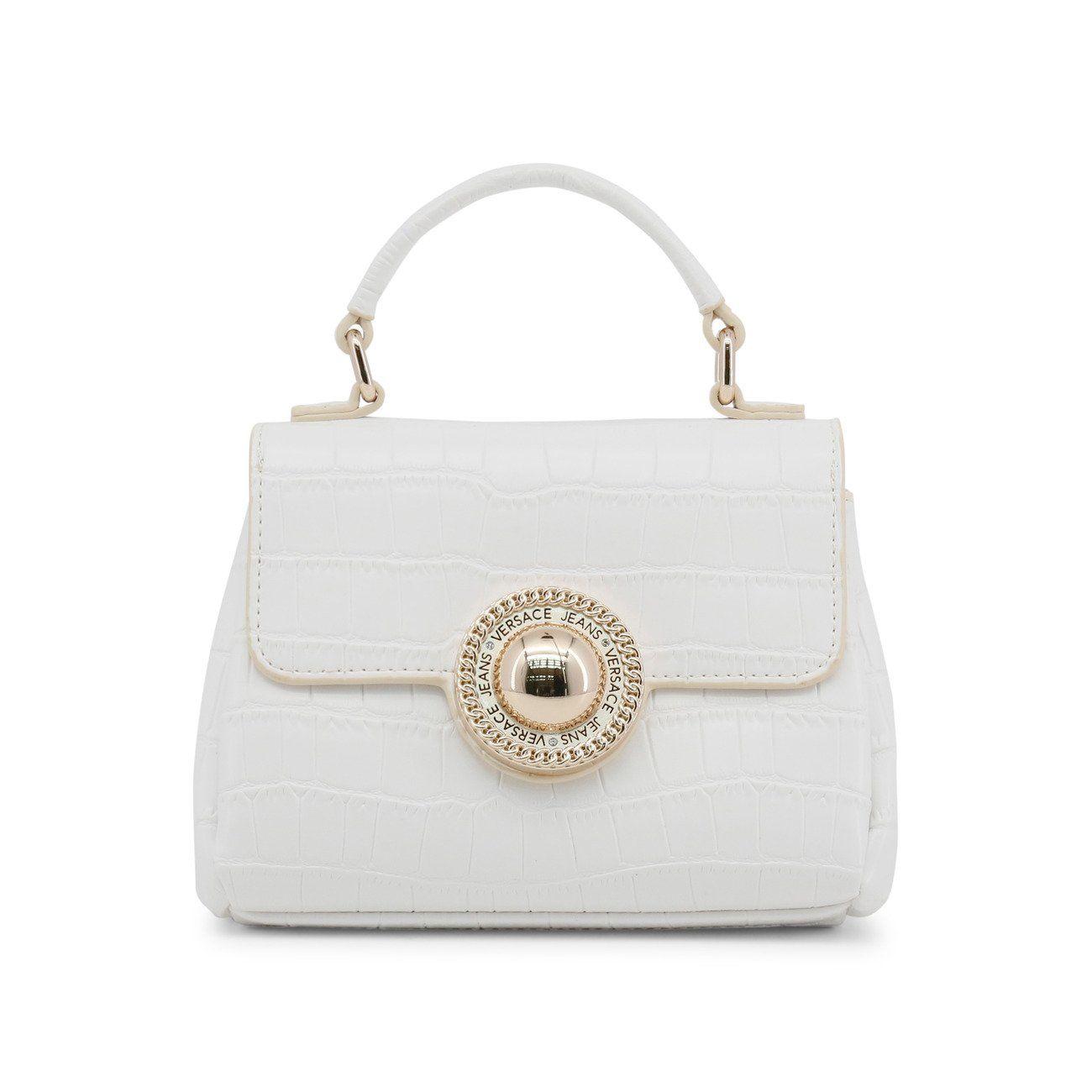 90b5c058b7 Leather Handbags · Versace Jeans · Shoulder Purse · Shoulder Strap ·  Fashion Week · https://www.buzzao.com/media/catalog/product/