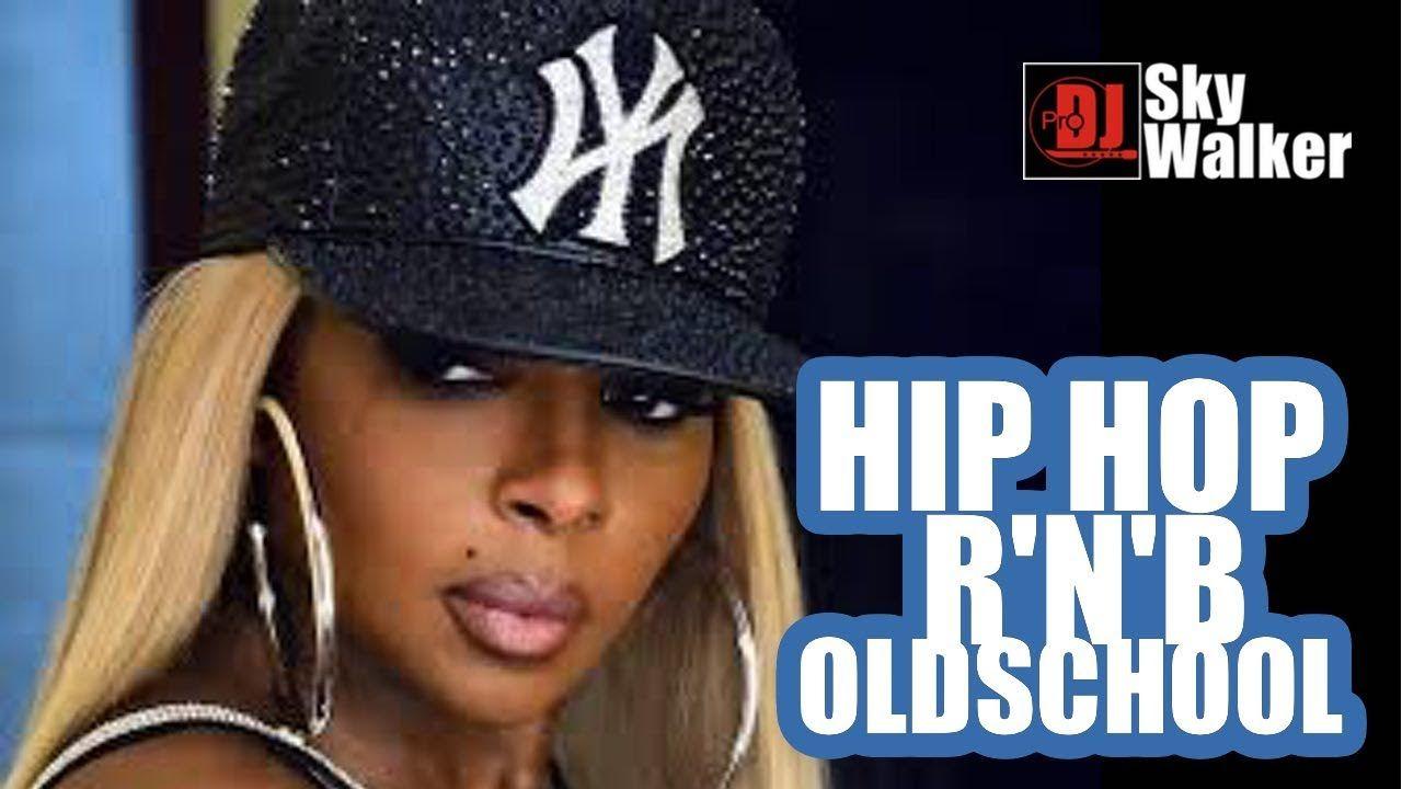 Hip hop oldschool rnb rap 2000s 90s music dj skywalker