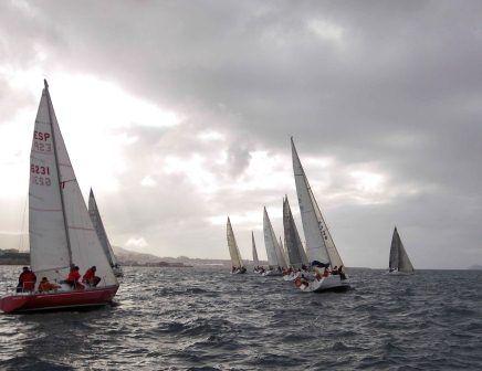 España. XIV Trofeo Puerto de Vigo.