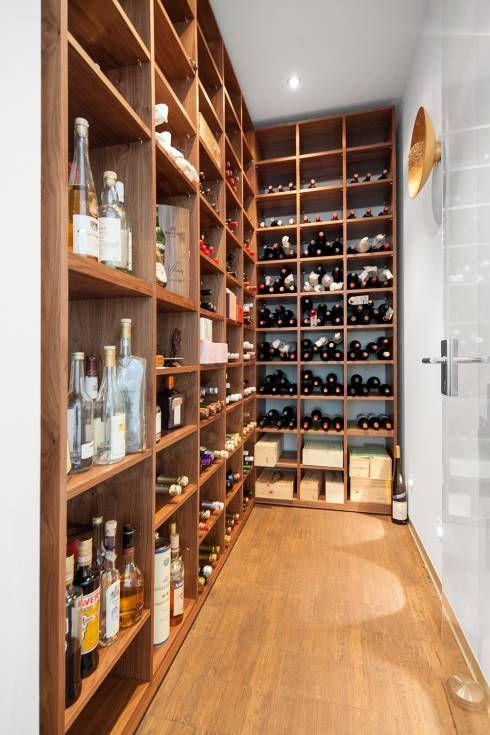 Cava De Vino En Tu Casa 6 Tips Geniales Homify Cava Cava Vino Uñas En Casa