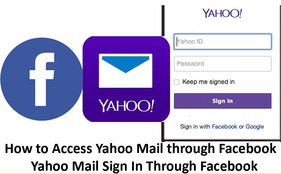 Yahoo Mail Login Facebook Account Yahoo Mail Inbox Login