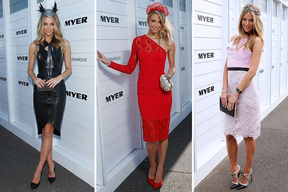 Melbourne Cup Carnival Styling