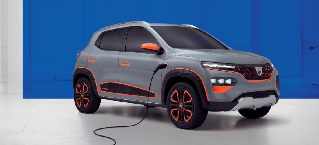 #Dacia #spring #electriccars