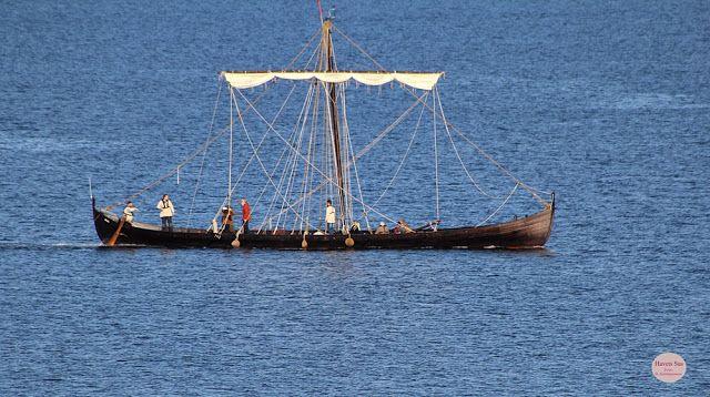Sea Sus: Výletní loď na Hundested