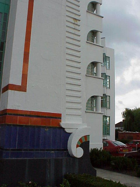 curl hoover building london art deco building and architecture