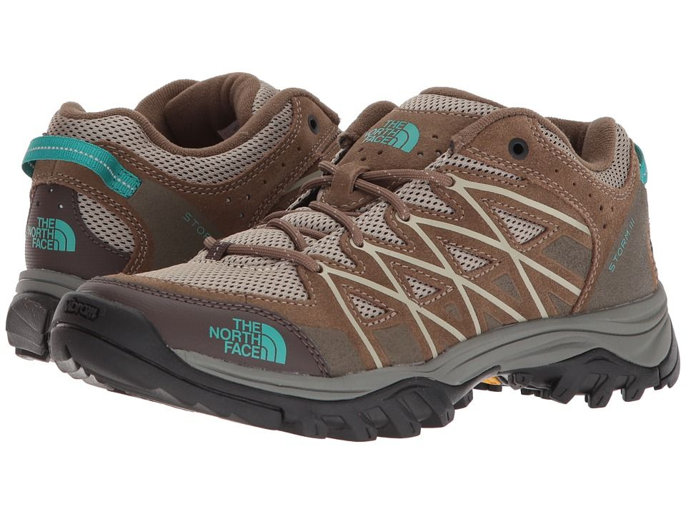 a417c2522 The North Face Storm III Women's Shoes Cub Brown/Crockery Beige ...