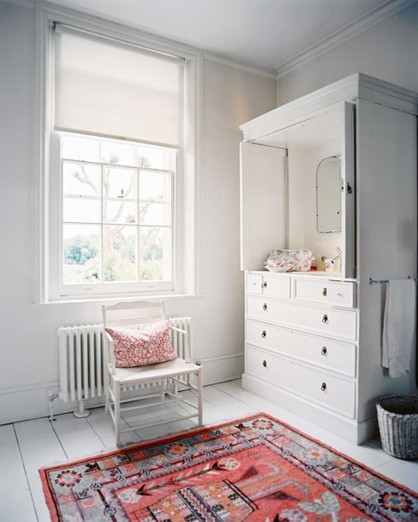 Bon Armoire Patterned Changing Station   Home Decorating Trends   Homedit