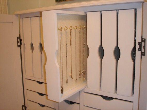 Best Jewelry Cabinet Ever Jewerly Storage Ikea Closet
