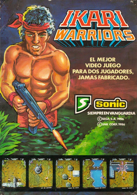 Ikari Warriors 1987 Retrogaming Rertovideogames 16bit 8bit 8bitevolution Oldschool Gaming Gamer Gamergirl Gamerguy Anos 80