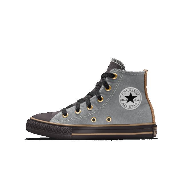 cdcd953333d024 Converse Custom Chuck Taylor All Star High Top Little Kids  Shoe ...