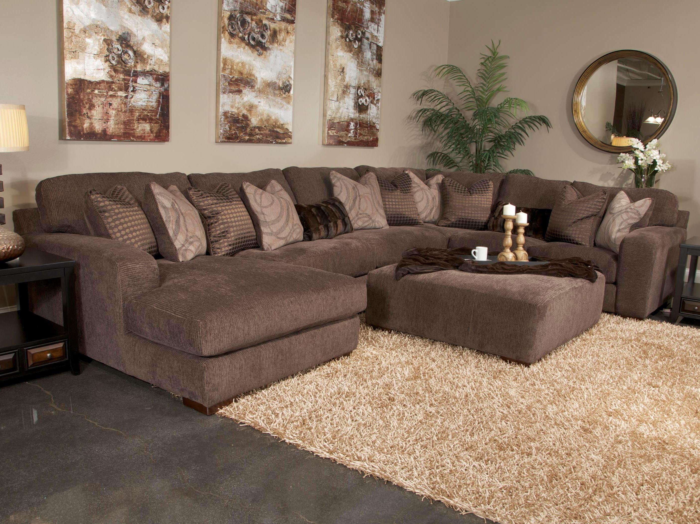 Serena Five Seat Sectional Sofa By Jackson Furniture Sectional