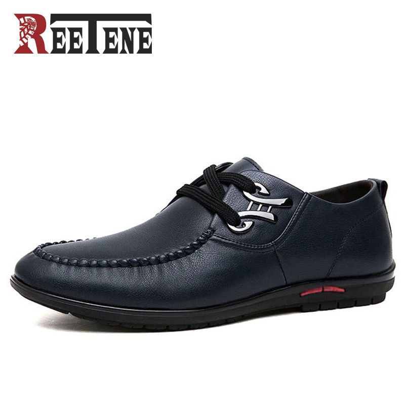 PU Brush Off Lace-Up Round Toe Men's Oxfords Manchester online outlet enjoy sale great deals cheap price free shipping WGaUoKwtMd