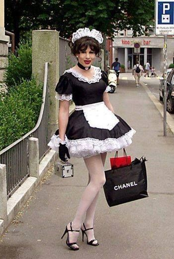 Pin On Feminized Male Maids And Sissies-9478