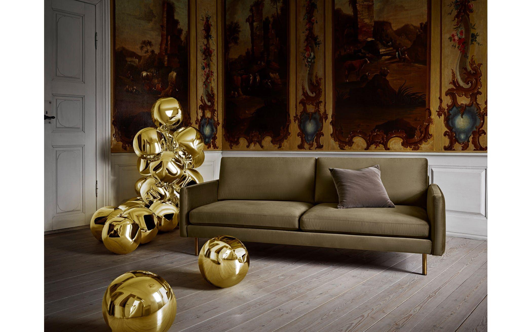 Udestående Shop the Scandinavia Remix Sofa and more contemporary furniture EX66