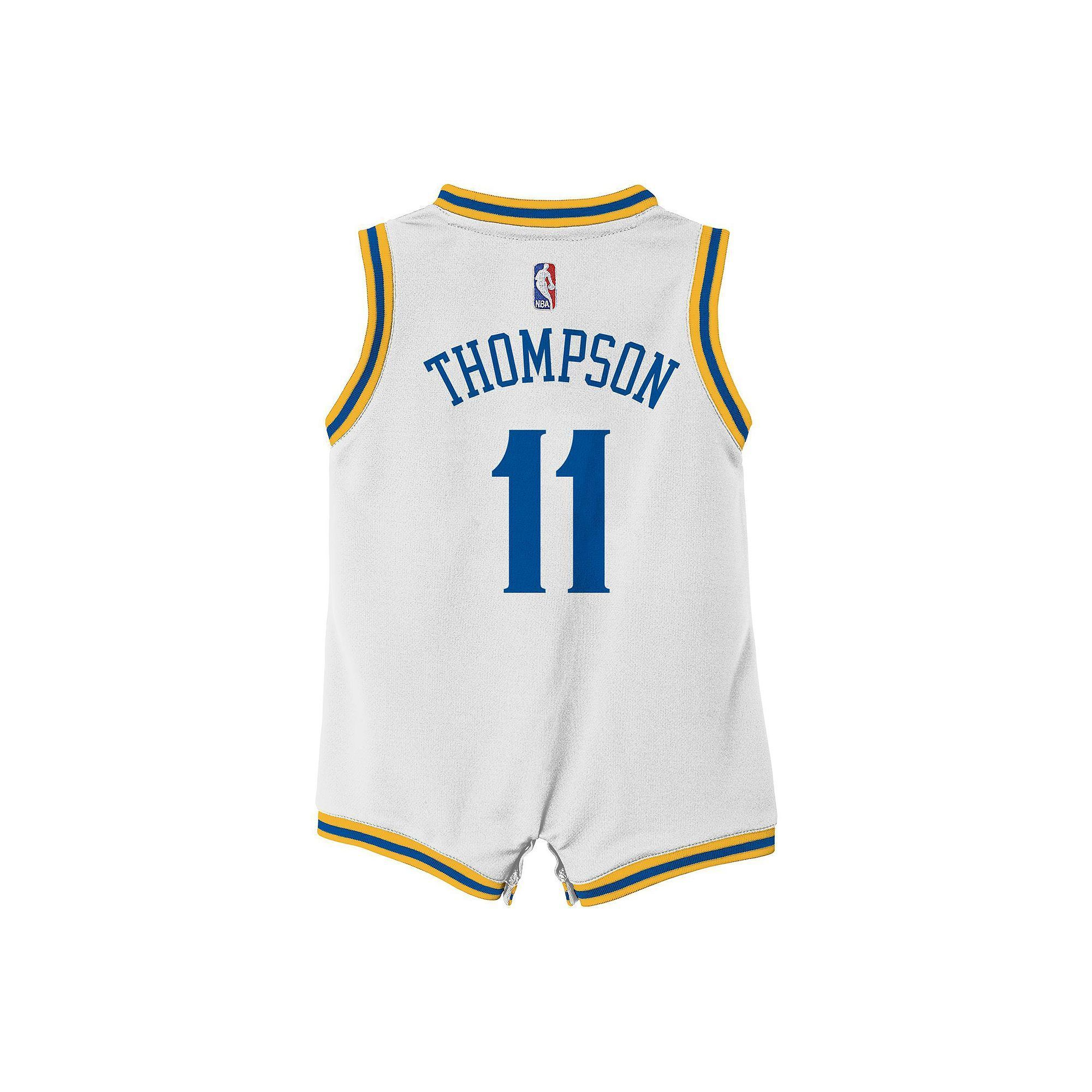 brand new a7e18 52e31 Baby adidas Golden State Warriors Klay Thompson Jersey ...