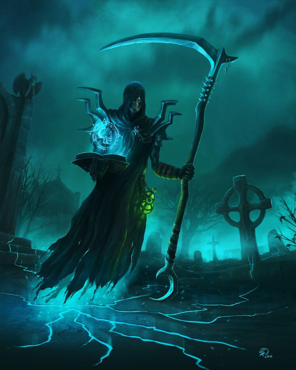 Grim Reaper by Tensor88