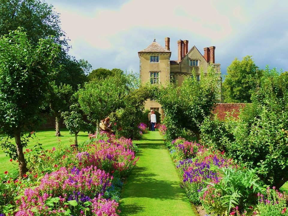 Cranborne Manor, Dorset, England.